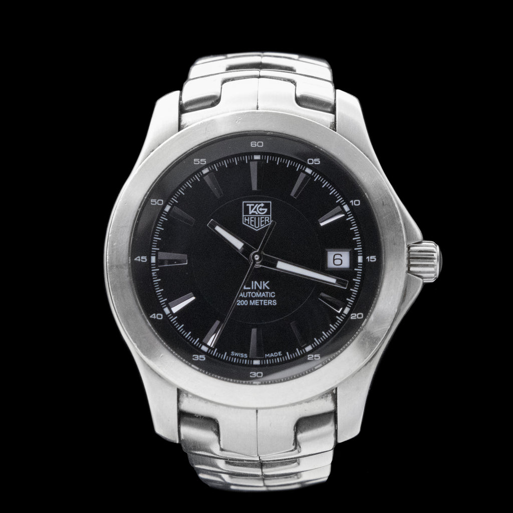 TAG Heuer -  Link Automatic Black