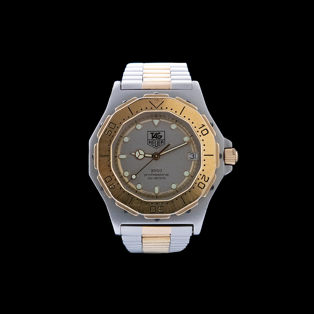 TAG Heuer - Steel & Gold Series 3000