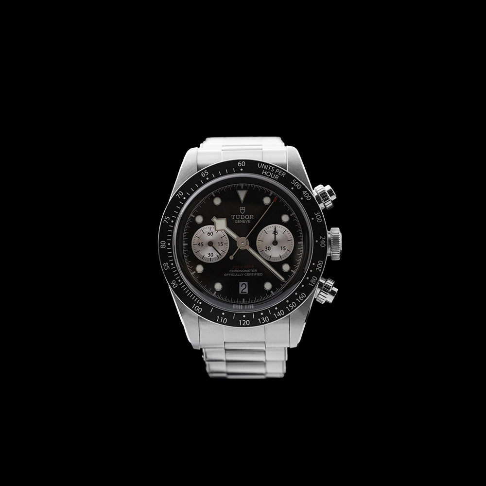 Tudor - 2021 Black Bay Chronograph
