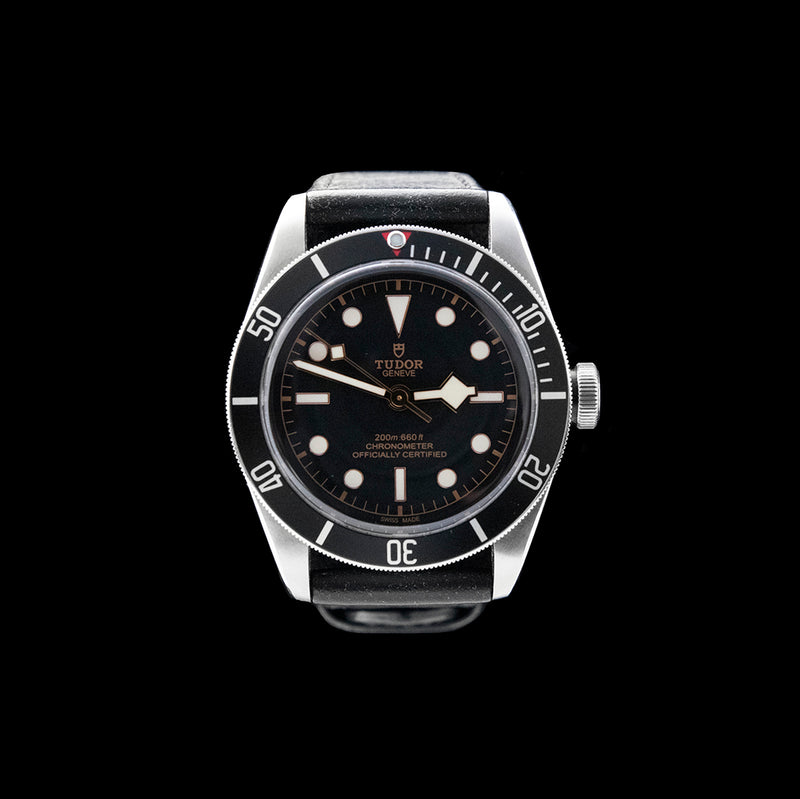 Tudor - Black Bay 'Black'