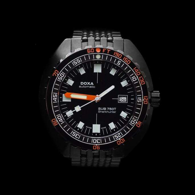 Doxa - Sub 750T Sharkhunter Limited edition