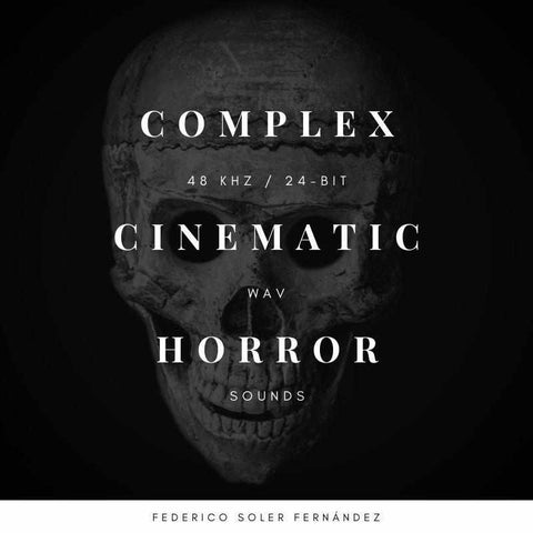 Complex Cinematic Horror Sounds