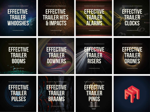 The Effective Trailer Bundle Cover