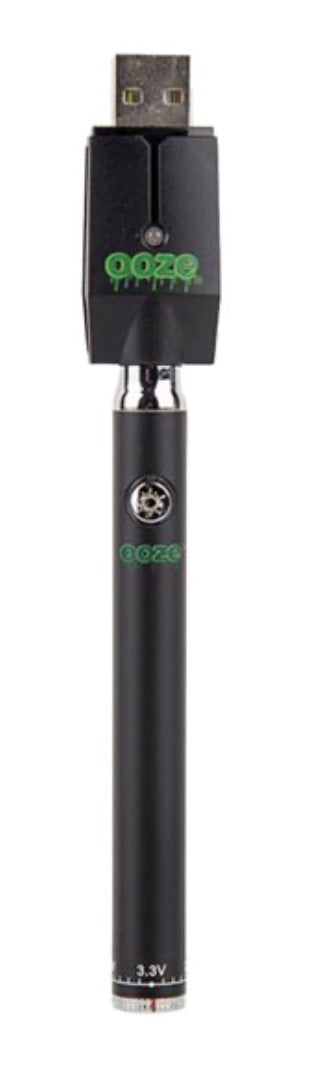 OOZE SLIM Twist Battery w/ Charger ~ 4"