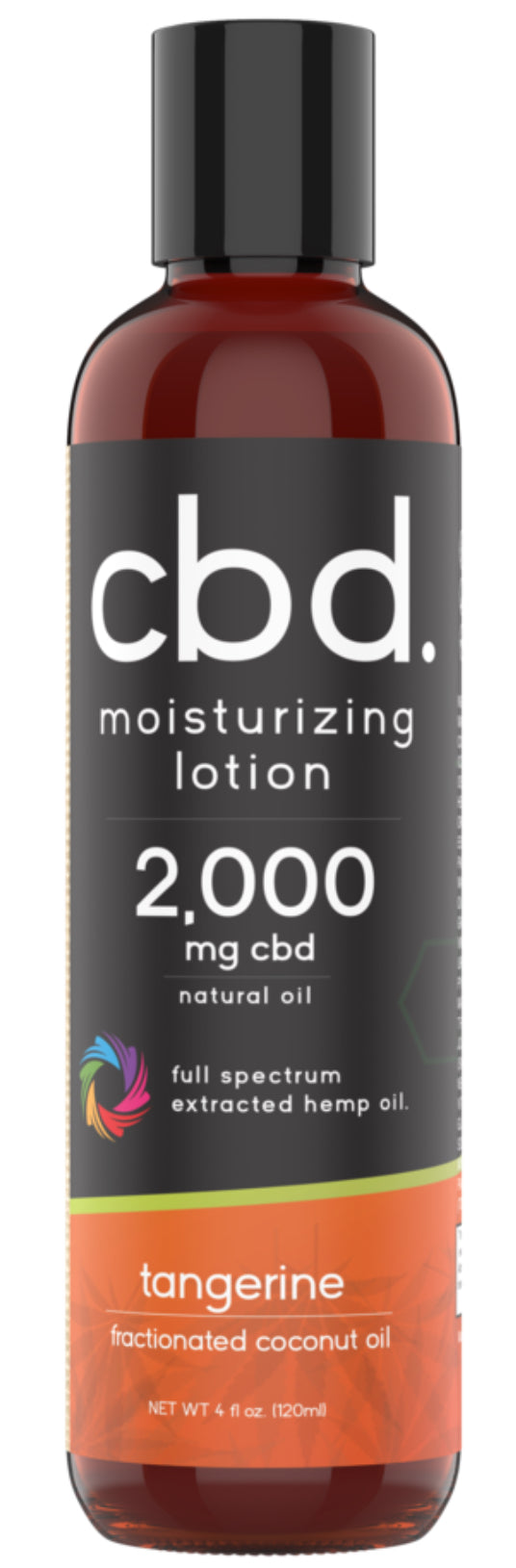 CBD Lotion ( 4oz & 8 oz) Bottle