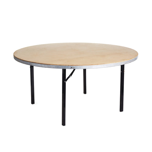 1.5m Round Table, Seats 8
