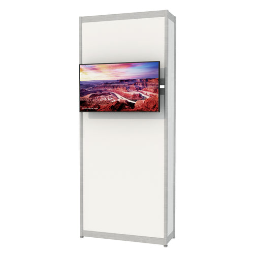 TV Wall Unit for Octanorm Expo Booth