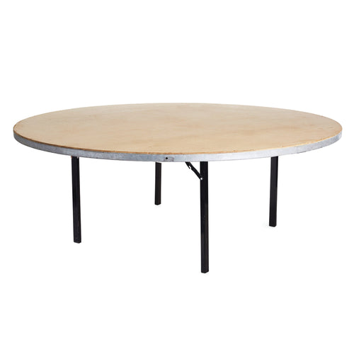 1.8m Round Table, Seats 10