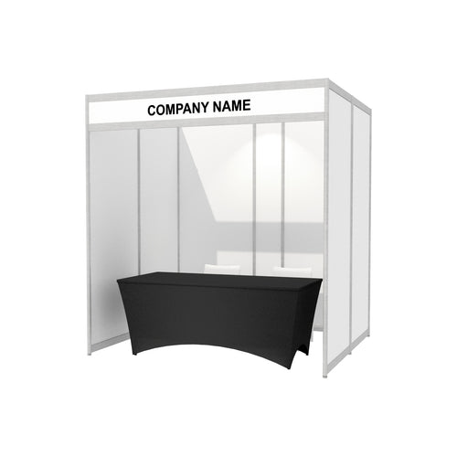 2.4 x 2m Octanorm Expo Stand