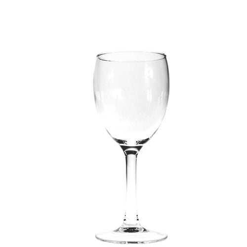 Fine White Wine Glass