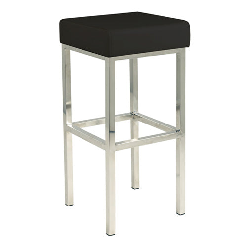 Black Club Bar Stool