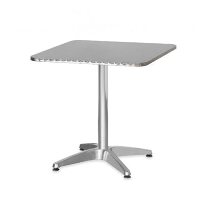 70cm Square Cafe Table