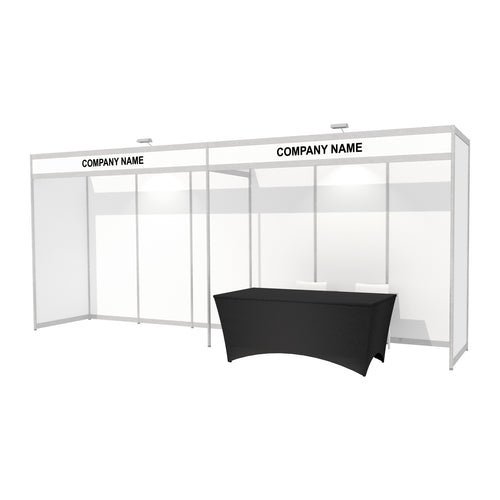6 x 1m Octanorm Expo Stand