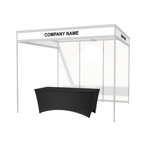3m x 3m Octanorm Expo Stand - Open Sides