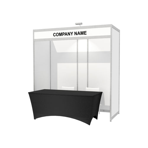 2.4 x 1m Octanorm Expo Stand