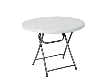 0.9m Round Table, Seats 4