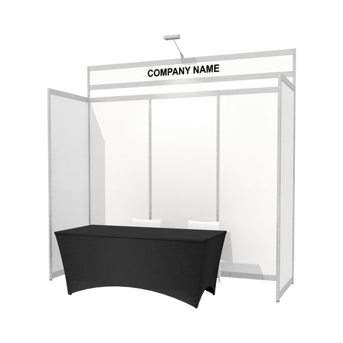 3m x 1m Octanorm Trade Stand