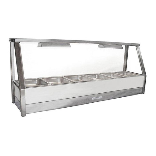Long Display Bain Marie
