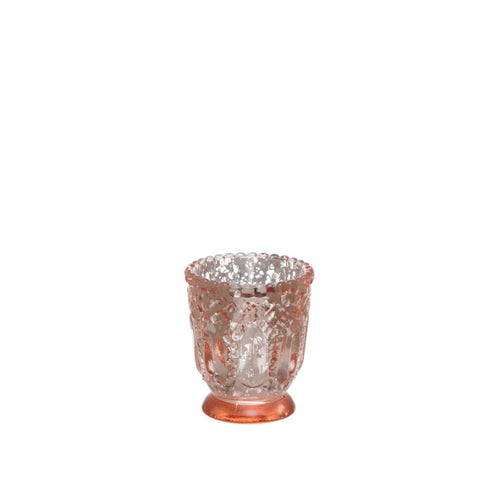 Mercury Tealight Votive - Tall