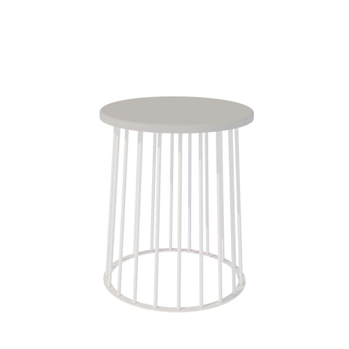 Contemporary Bird Cage Table