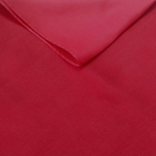 Red Satin Chair Sash