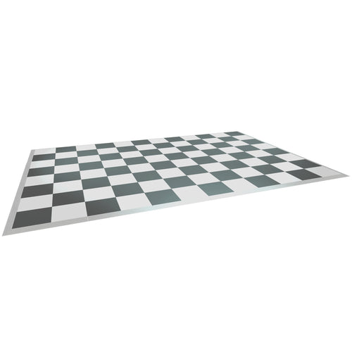 Checkerboard Dance Floor