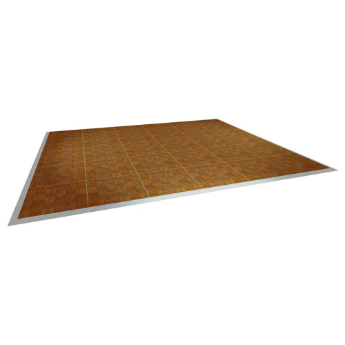 Indoor Parquetry Dance Floor