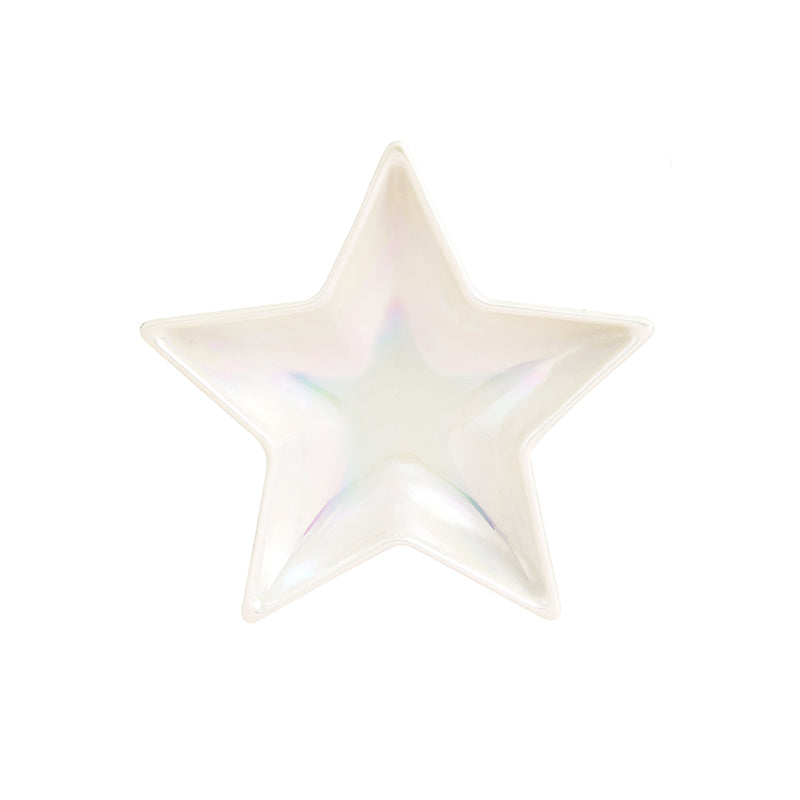 Star Porcelain Jewellery Dish-Homewares-House of Alchemy