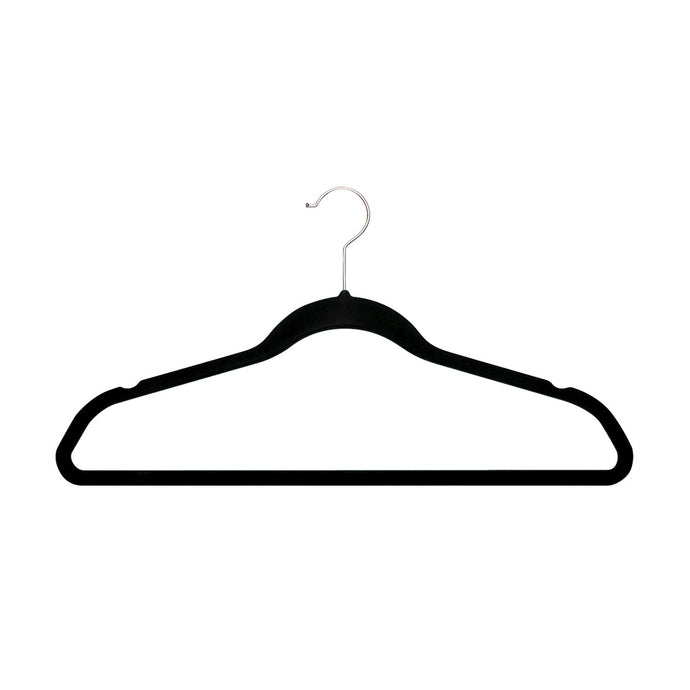 HANGERSHOP BY TOTALLY LIVING- The Best Slim Velvet Hangers ...