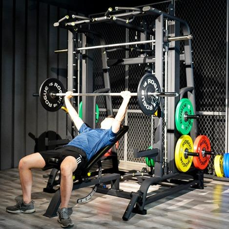 Different Ways to Use a Squat Rack