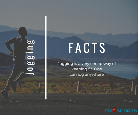 jogging facts