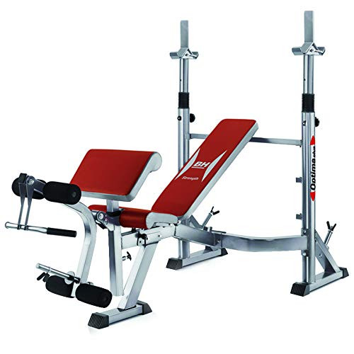 BH Fitness Multi Position Free Weight Bench Optima Press G330 | Prosportsae
