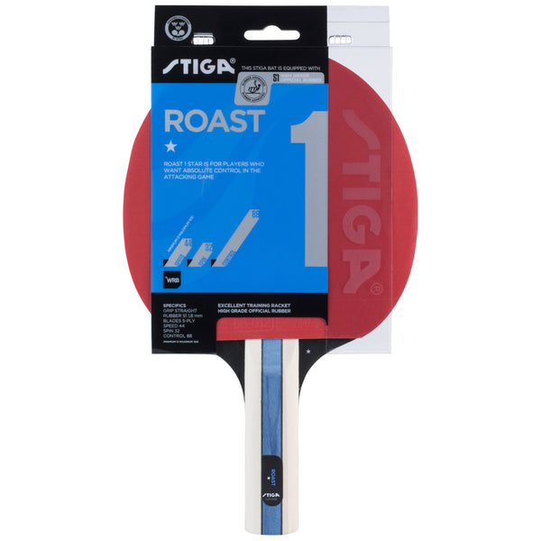 Stiga Roast Table Tennis Paddle - 1 star