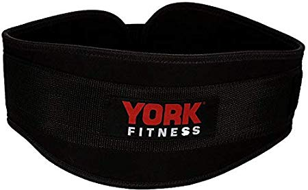 York Fitness Nylon Workout Belt