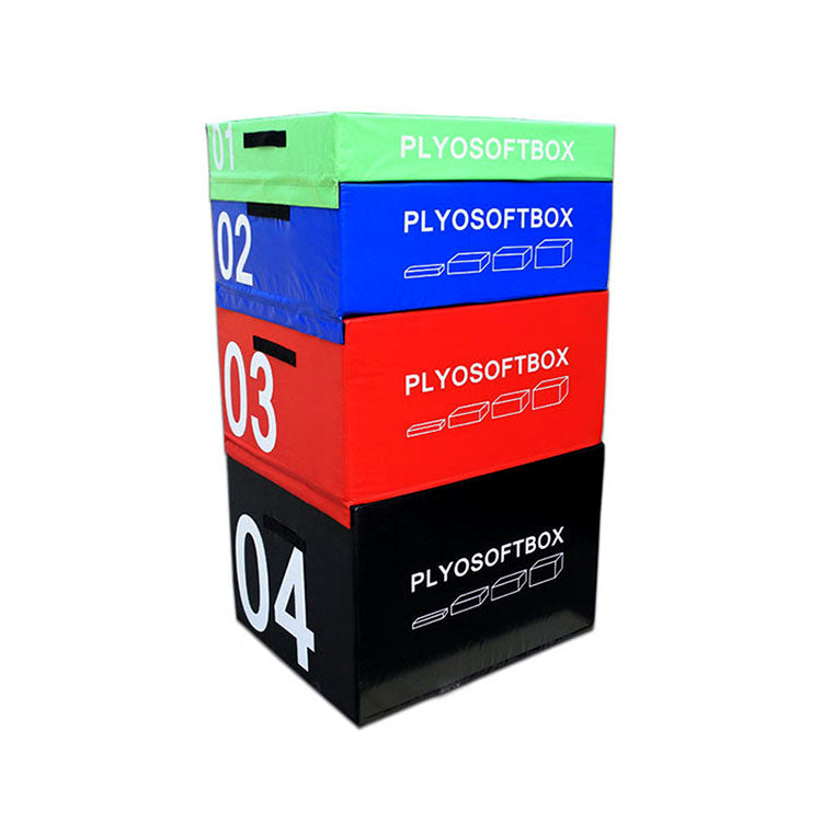 4 in 1 Adjustable Plyo Box | Prosportsae