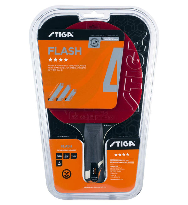 Stiga Flash Table Tennis Paddle
