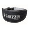 Grizzly 4 inch Pacesetter Padded Genuine Leather Pro Weight Belt for Men and Women