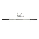 APUS Heavy Duty 15 kg / 6 Feet Olympic Bar with Collars | Prosportsae