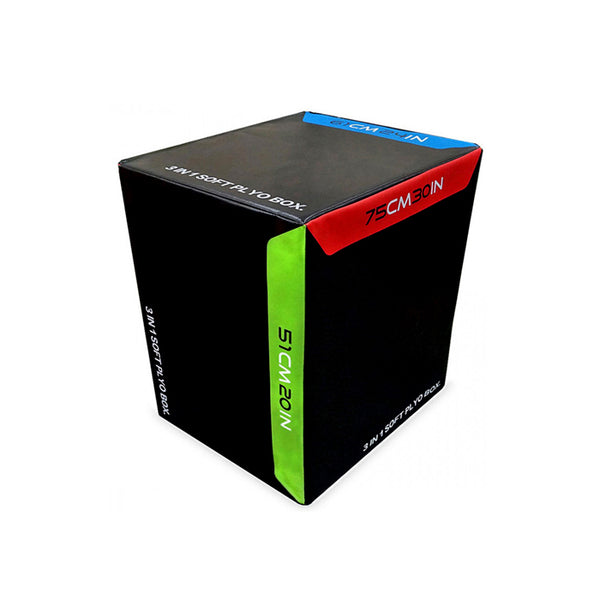 3 in 1 Soft Plyo Box | Prosportsae