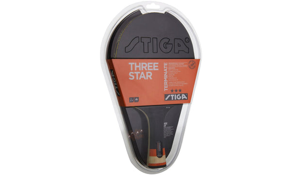 Stiga Terminate Table Tennis Paddle - 3 Star