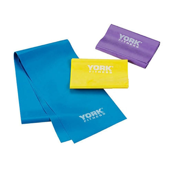 York Fitness Resistance Band for Pilates Set