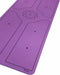 Bhoga Premium Lotus Sun Alignment Yoga Mat - Purple | Prosportsae