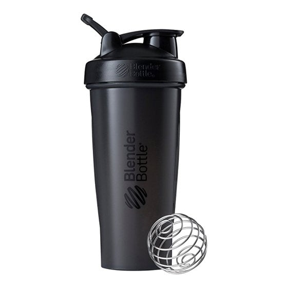 Blender Bottle Classic Loop - 28 OZ - Black UAE - Prosportsae.com