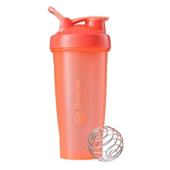 Blender Bottle Classic Loop - 28 OZ - Coral UAE - Prosportsae.com
