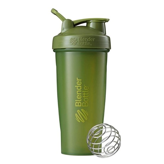 Blender Bottle Classic Loop - 28 OZ - Moss Green UAE - Prosportsae.com