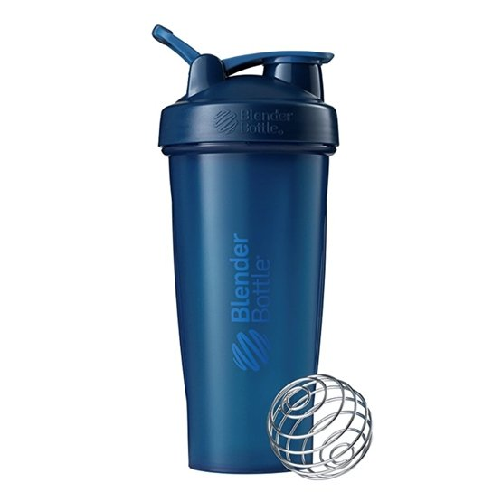 Blender Bottle Classic Loop - 28 OZ - Navy UAE - Prosportsae.com