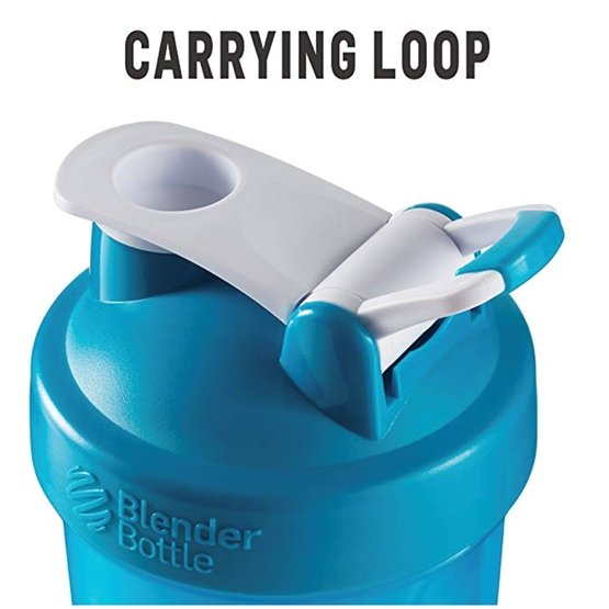 Blender Bottle Classic Loop - 28 OZ - Teal UAE - Prosportsae.com
