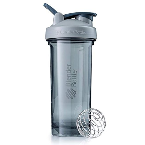 Blender Bottle Pro 28 OZ - Pebble Grey UAE - Prosportsae.com