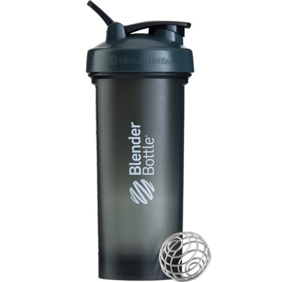 Blender Bottle Pro 45 OZ - Grey white UAE - Prosportsae.com