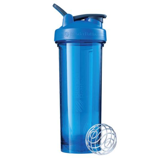 Blender Bottle Pro Portable Protein Shaker 32 OZ - Cyan UAE - Prosportsae.com